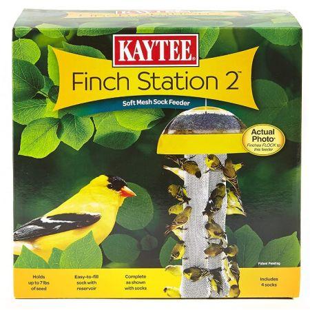 Kaytee Kaytee Finch Station 2 Sock Feeder
