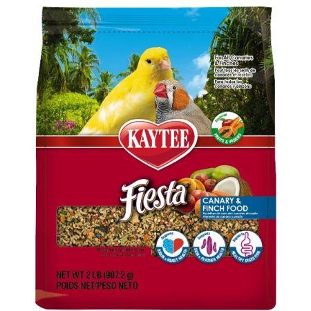 Kaytee Kaytee Fiesta Canary & Finch Food