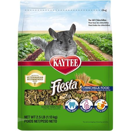 Kaytee Fiesta Chinchilla Food