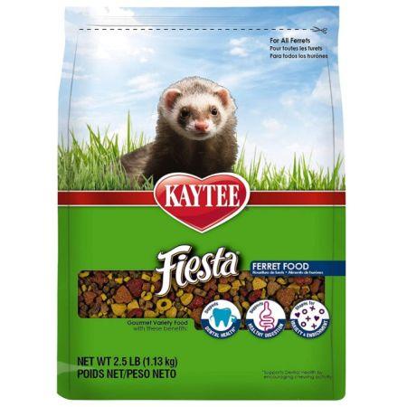 Kaytee Fiesta Ferret Food alternate view 1