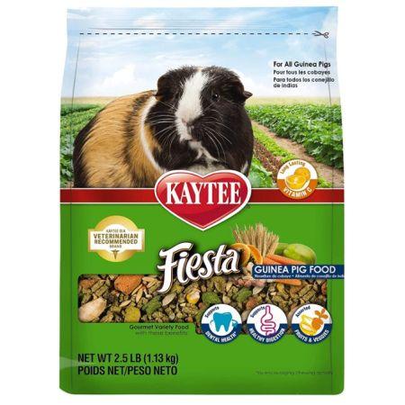 Kaytee Fiesta Max Guinea Pig Food