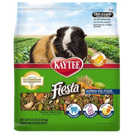 Kaytee Fiesta Max Guinea Pig Food alternate view 2