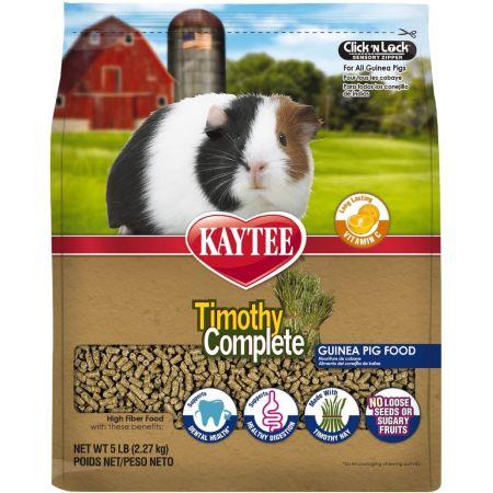 Kaytee Timothy Complete Guinea Pig Food alternate view 1