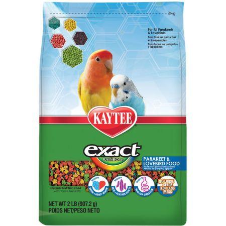 Kaytee Kaytee Exact Rainbow Parakeet & Lovebird Food