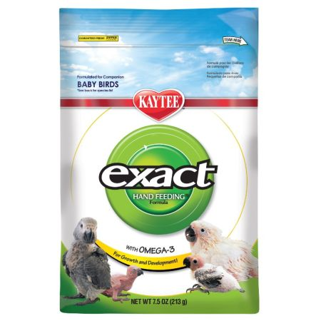 Kaytee Kaytee Exact Hand Feeding Formula for All Baby Birds