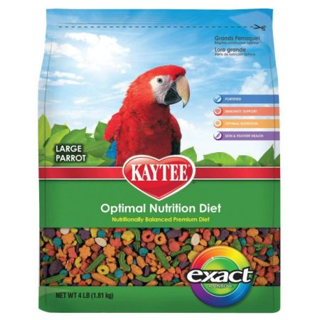 Kaytee Exact Rainbow Chunky Parrot Food alternate view 1