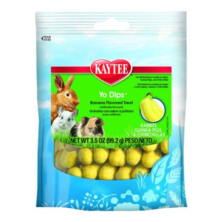 Kaytee Kaytee Fiesta Yogurt Dipped Treats - Rabbits & Guinea Pigs