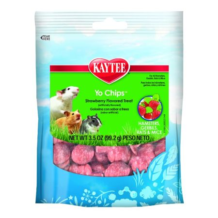 Kaytee Kaytee Fiesta Yogurt Chips - Small Animals