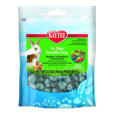 Kaytee Kaytee Fiesta Yogurt Dipped Timothy Hay - Small Animals