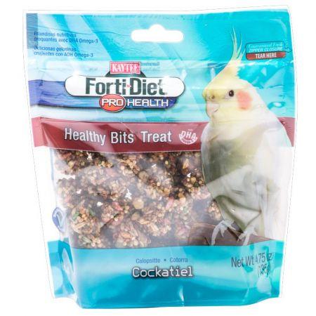 Kaytee Kaytee Forti-Diet Pro Health Healthy Bits Treat - Cockatiel