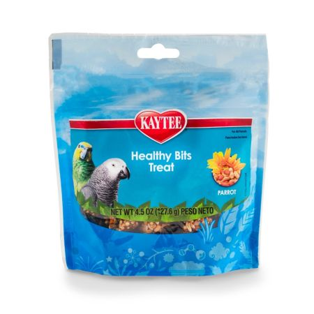 Kaytee Kaytee Forti-Diet Pro Health Healthy Bits Treat - Parrot & Macaw