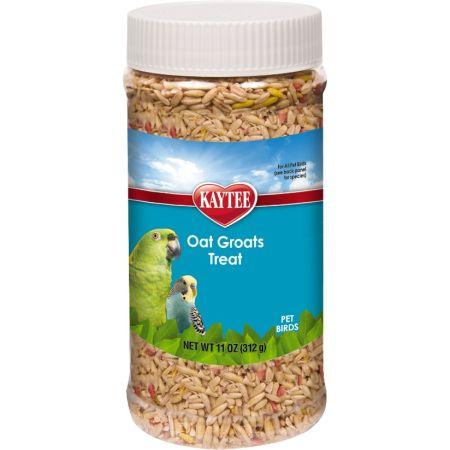 Kaytee Forti-Diet Pro Health Oat Groats Treat - All Birds