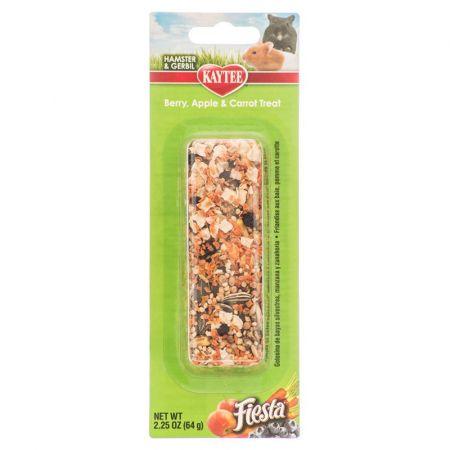 Kaytee Fiesta Berry, Apple & Carrot Treat Stick