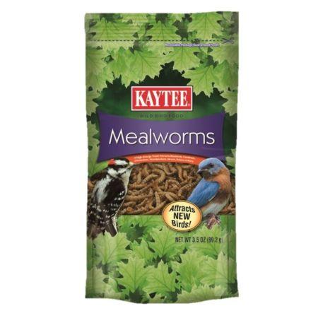 Kaytee Mealworms Bird Food