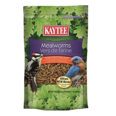 Kaytee Mealworms Bird Food alternate view 2