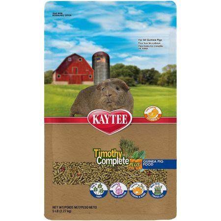 Kaytee Kaytee Timothy Complete Guinea Pig Food Plus Flowers & Herbs