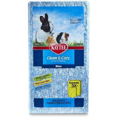 Kaytee Kaytee Clean & Cozy Small Pet Bedding - Blue