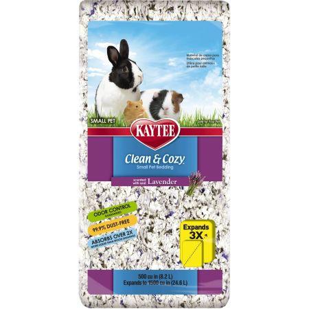 Kaytee Kaytee Clean & Cozy Small Pet Bedding - Lavender