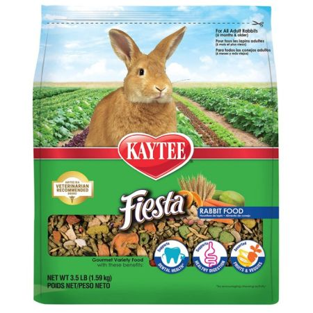 Kaytee Kaytee Fiesta Max Rabbit Food