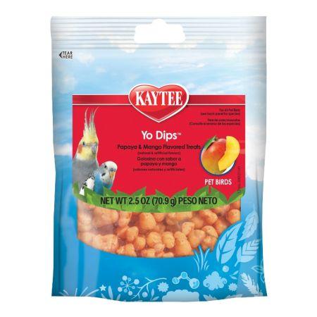 Kaytee Kaytee Fiesta Yogurt Dipped Papaya with Mango Yogurt