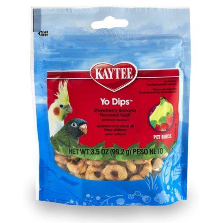 Kaytee Kaytee Fiesta Yogurt Dipped Treats - Strawberry/Banana