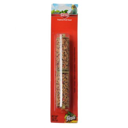 Kaytee Fiesta Tropical Fruit Treat Stick - Parakeet