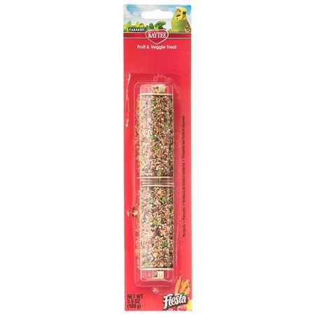Kaytee Kaytee Fiesta Fruit & Veggie Treat Stick - Parakeet