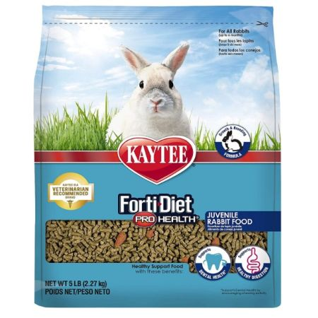Kaytee Forti-Diet Pro Health Juvenile Rabbit Food alternate view 1