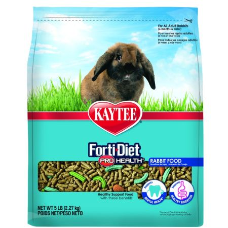 Kaytee Forti-Diet Pro Health Adult Rabbit Food alternate view 2