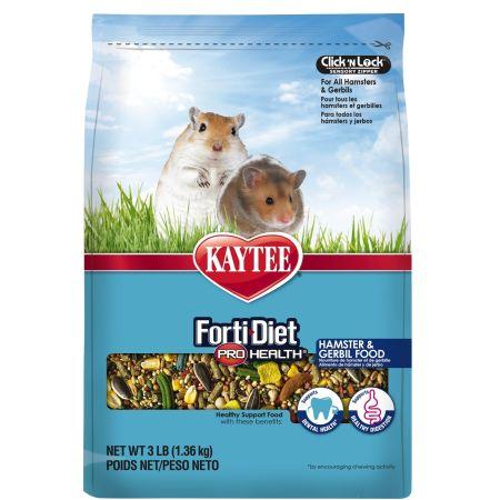 Kaytee Kaytee Forti-Diet Pro Health Hamster & Gerbil Food