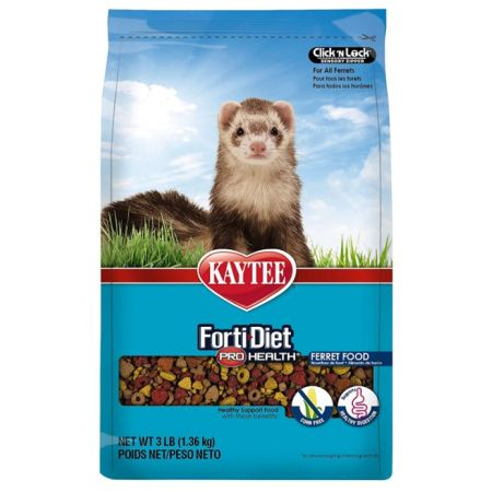 Kaytee Forti-Diet Pro Health Ferret Food