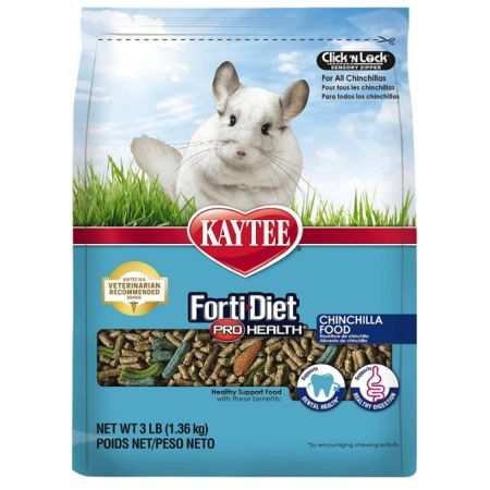 Kaytee Kaytee Forti-Diet Pro Health Chinchilla Food