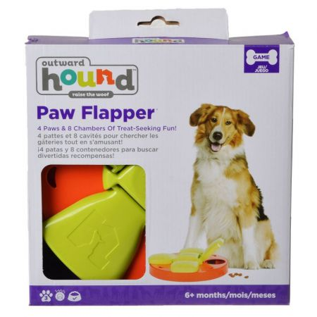 Dog Games Dog Games Paw Flapper Dog Toy Puzzle