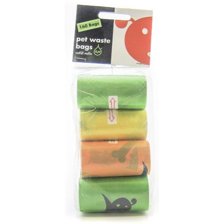 Lola Bean Lola Bean Pet Waste Bag Refills - Unscented