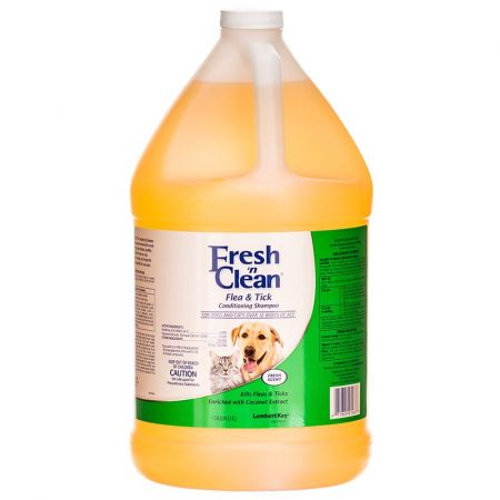 Fresh 'n Clean Fresh 'n Clean Flea & Tick Conditioning Shampoo