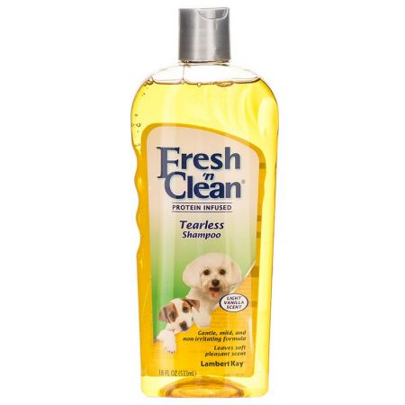 Fresh 'n Clean Fresh 'n Clean Tearless Puppy Shampoo - Light Vanilla Scent