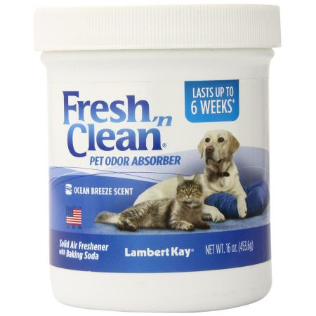 Fresh 'n Clean Fresh 'n Clean Pet Odor Absorber - Ocean Breeze Scent