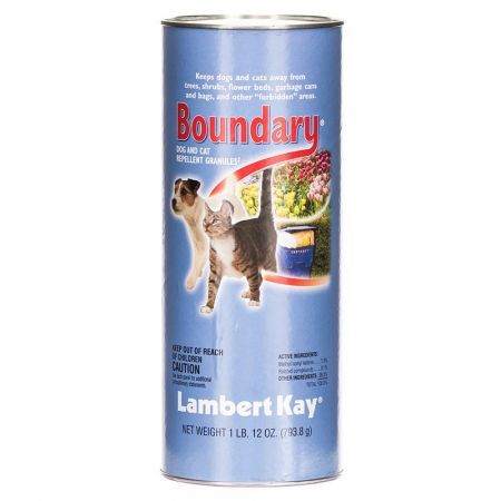 Lambert Kay Boundary Dog and Cat Repellant Granules