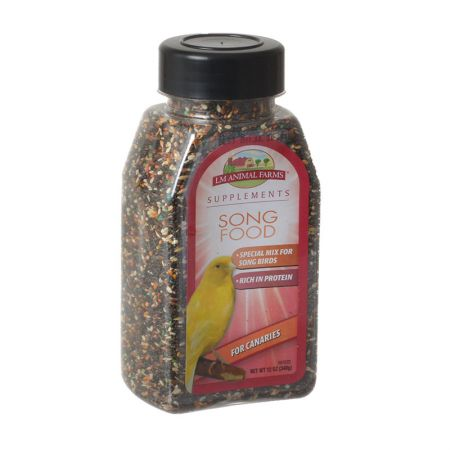 L&M Animal Farms LM Animal Farms Song Food Supplement for Canaries