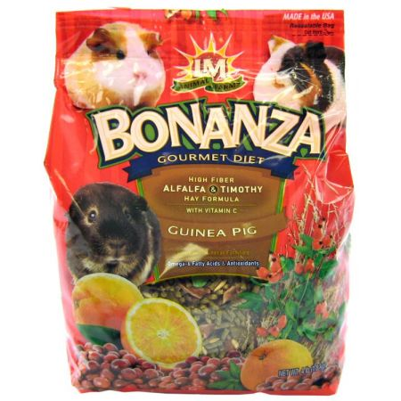 L&M Animal Farms LM Animal Farms Bonanza Guinea Pig Gourmet Diet
