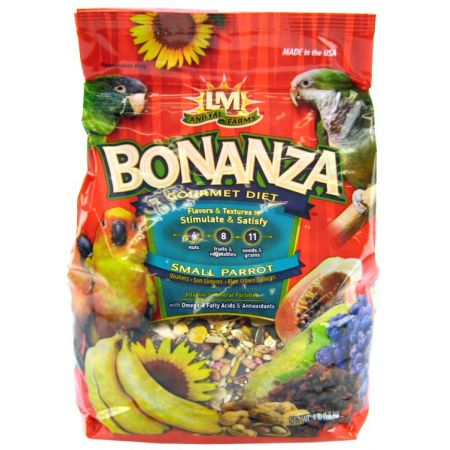 L&M Animal Farms LM Animal Farms Bonanza Small Parrot Gourmet Diet