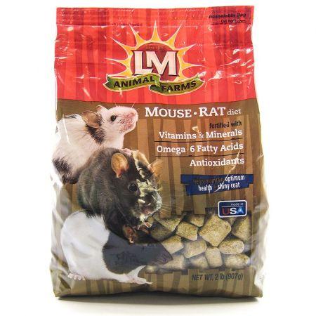 L&M Animal Farms LM Animal Farms Mouse & Rat Diet
