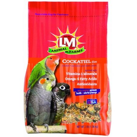 L&M Animal Farms LM Animal Farms Cockatiel Diet