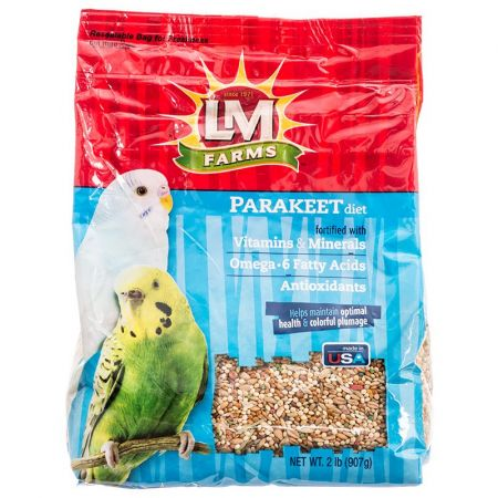 L&M Animal Farms LM Animal Farms Parakeet Diet