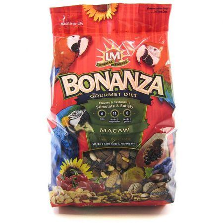 L&M Animal Farms LM Animal Farms Bonanza Macaw Gourmet Diet