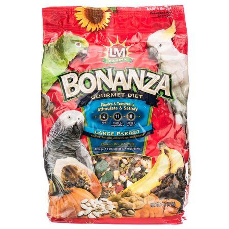 L&M Animal Farms LM Animal Farms Bonanza Large Parrot Diet