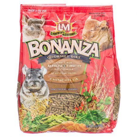 L&M Animal Farms LM Animal Farms Bonanza Chinchilla Gourmet Diet