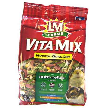 L&M Animal Farms LM Animal Farms Vita-Mix Hamster & Gerbil Diet