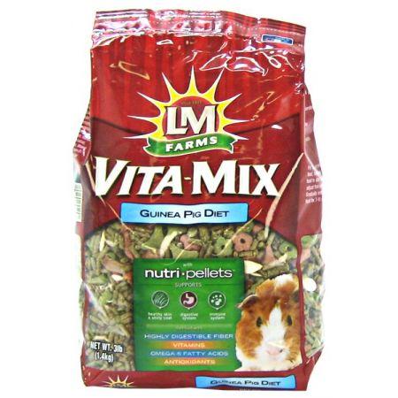 L&M Animal Farms LM Animal Farms Vita-Mix Guinea Pig Diet