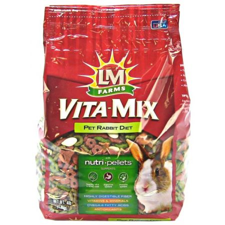 L&M Animal Farms LM Animal Farms Vita-Mix Rabbit Diet